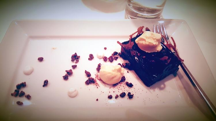 chocolate onion cake
