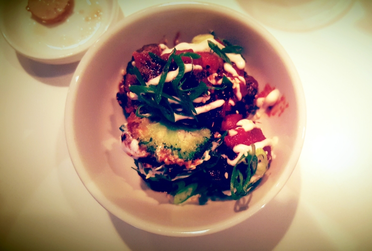 korean fried broccoli