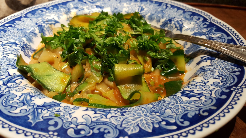 zucchini_pappardelle