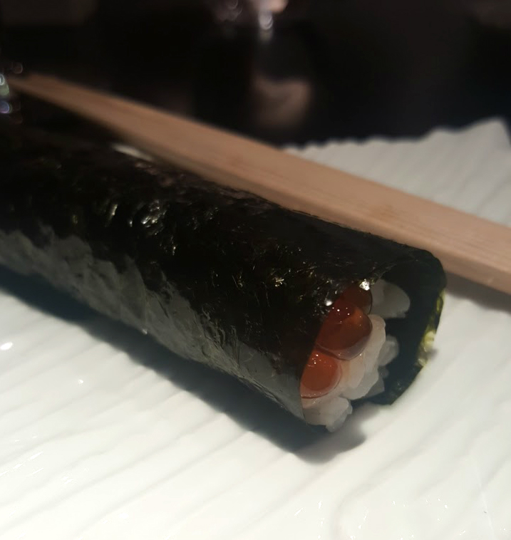 sushi_nakazawa_ikura_hand_roll
