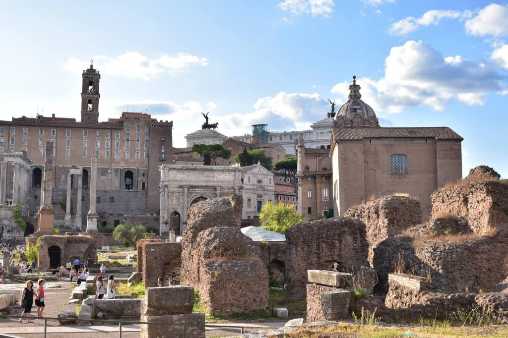 forum-rome-a-savory-planet