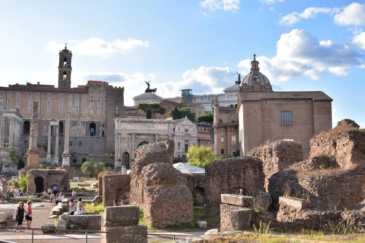 forum-rome-a-savory-planet
